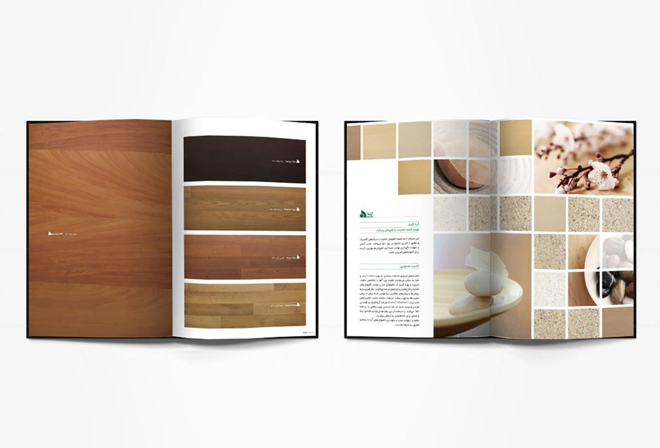 Arta Catalog Design by NXT ANCHOR Los Angeles