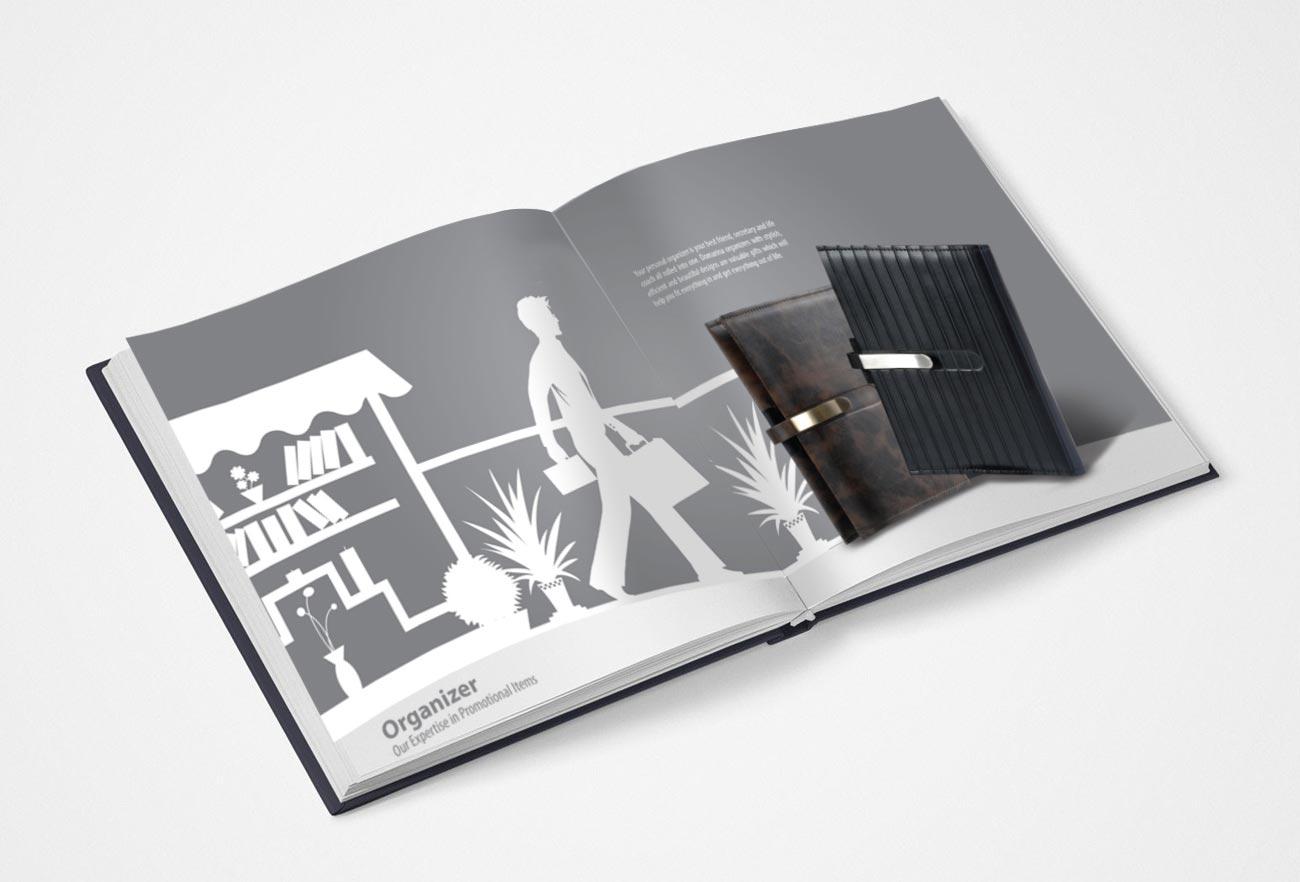 Domaina Catalog Design by NXT ANCHOR Los Angeles