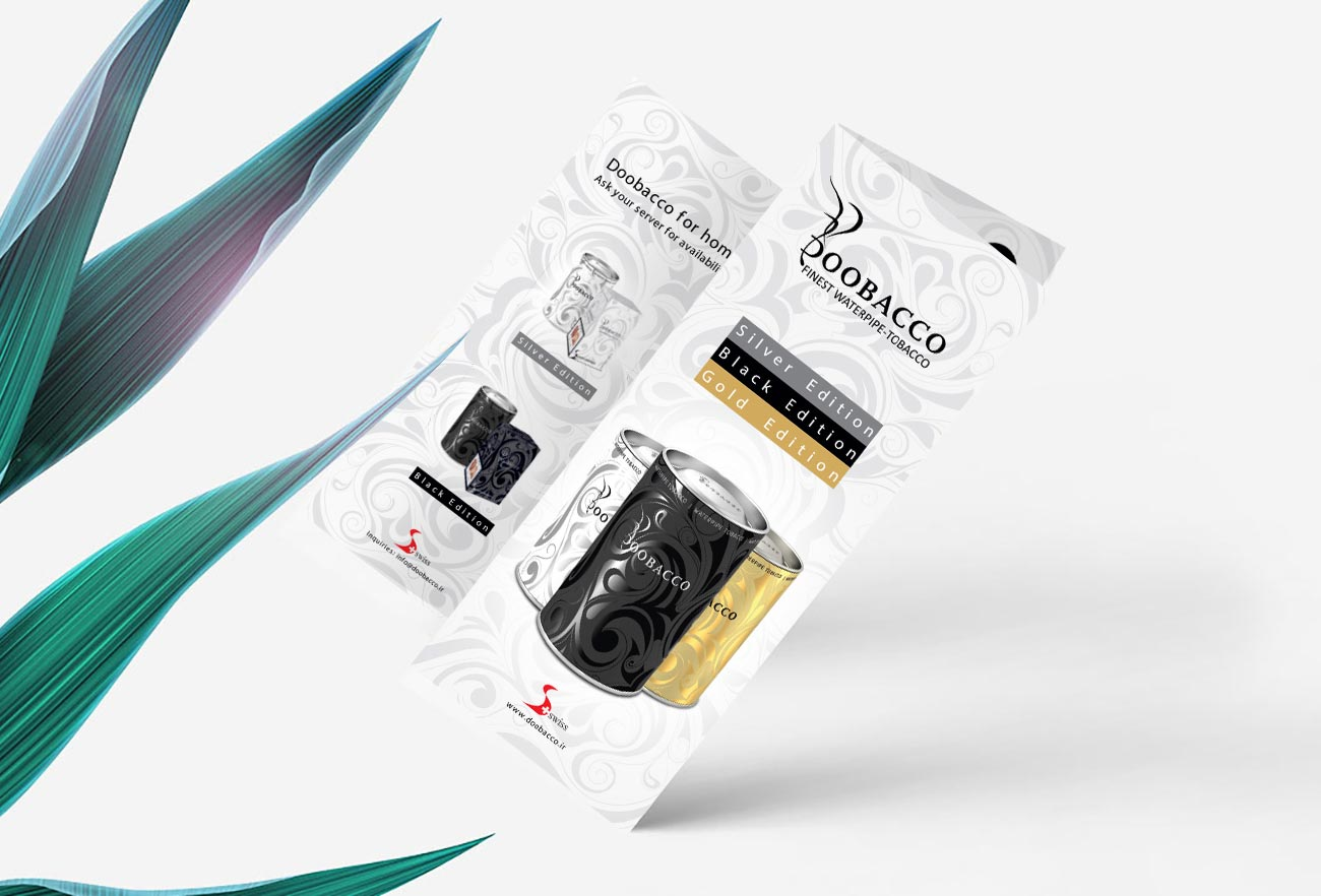 Doobacco Catalog Design by NXT ANCHOR Los Angeles