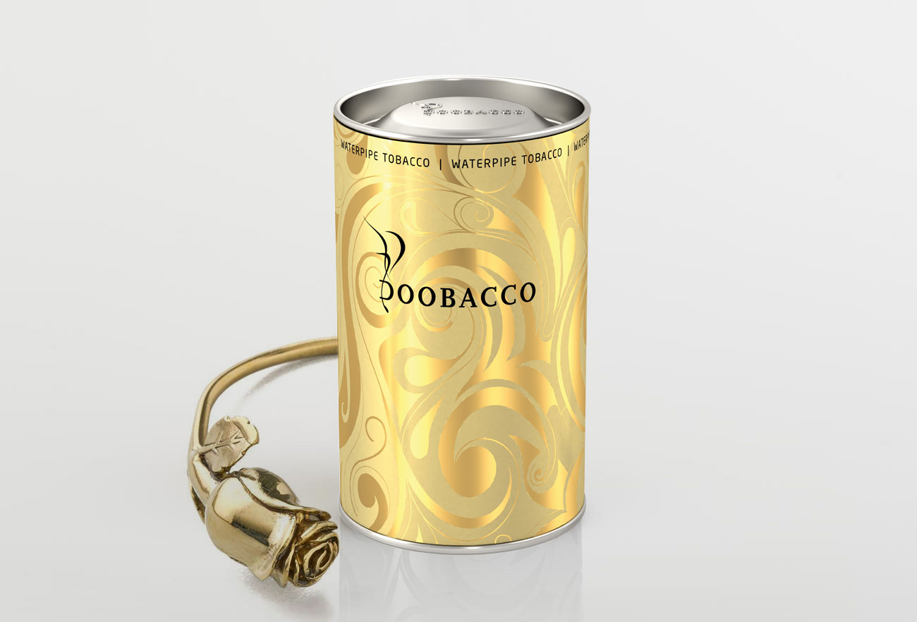 Doobacco package design by NXT ANCHOR