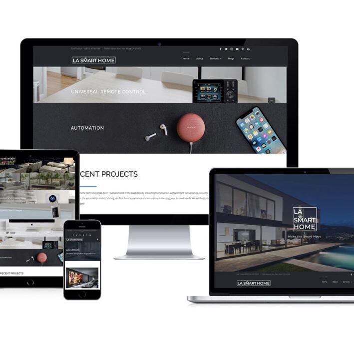 NXT ANCHOR Website Design Los Angeles