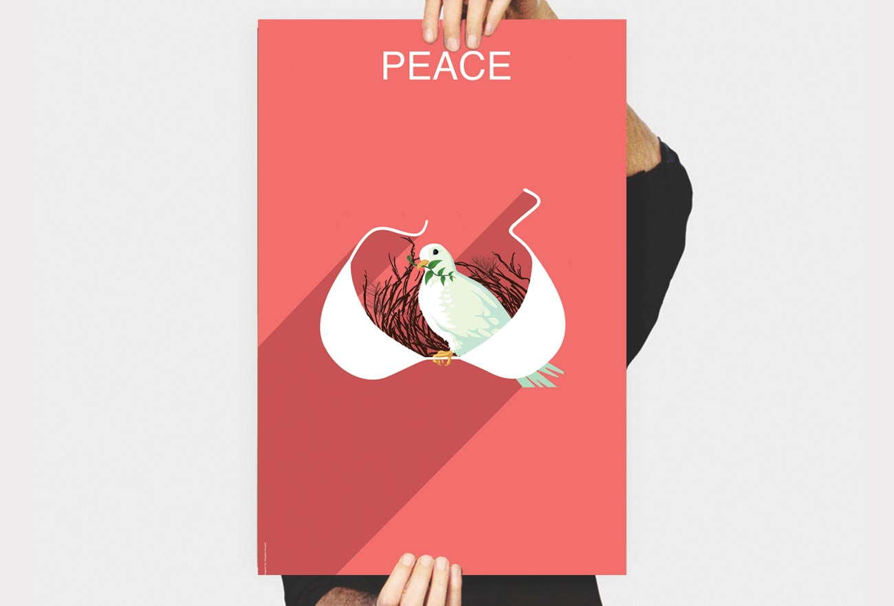women and Peace Poster Design NXT ANCHOR
