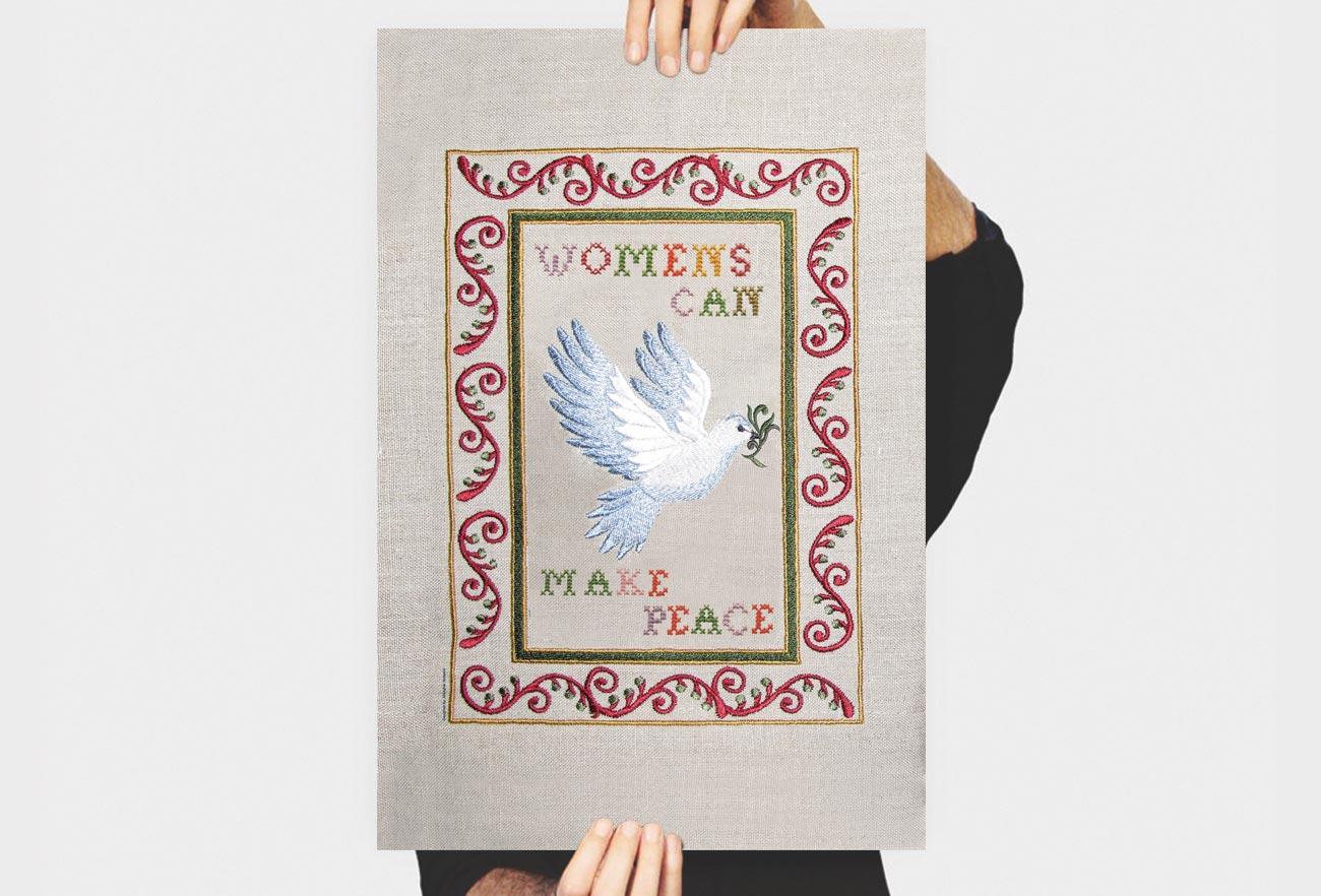 Peace Poster Design NXT ANCHOR