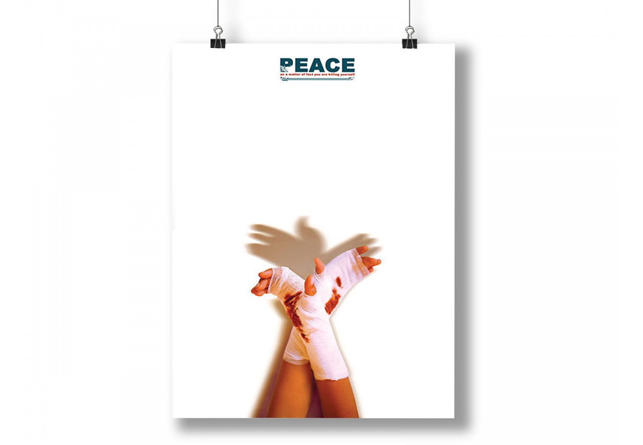 Peace Poster Poster Design NXT ANCHOR