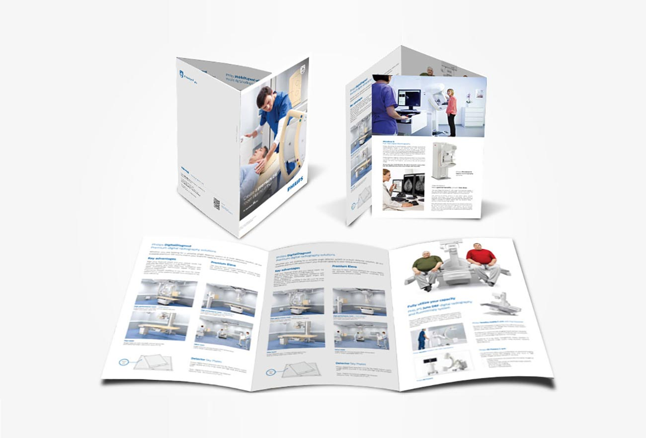 Philips Catalog Design by NXT ANCHOR Los Angeles
