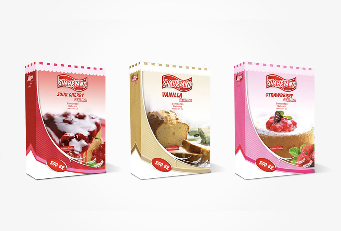 Shahrvand package design by NXT ANCHOR