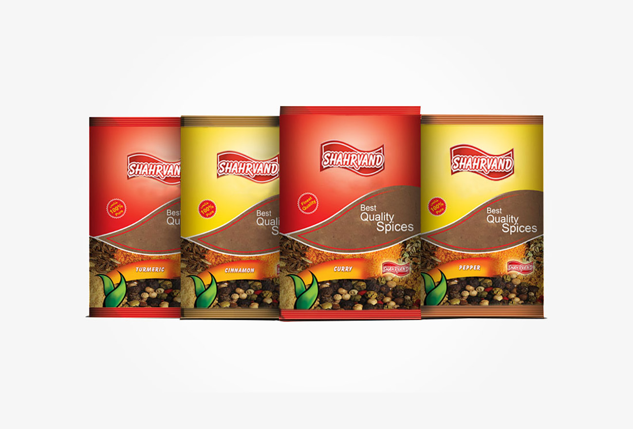 Spices package design by NXT ANCHOR