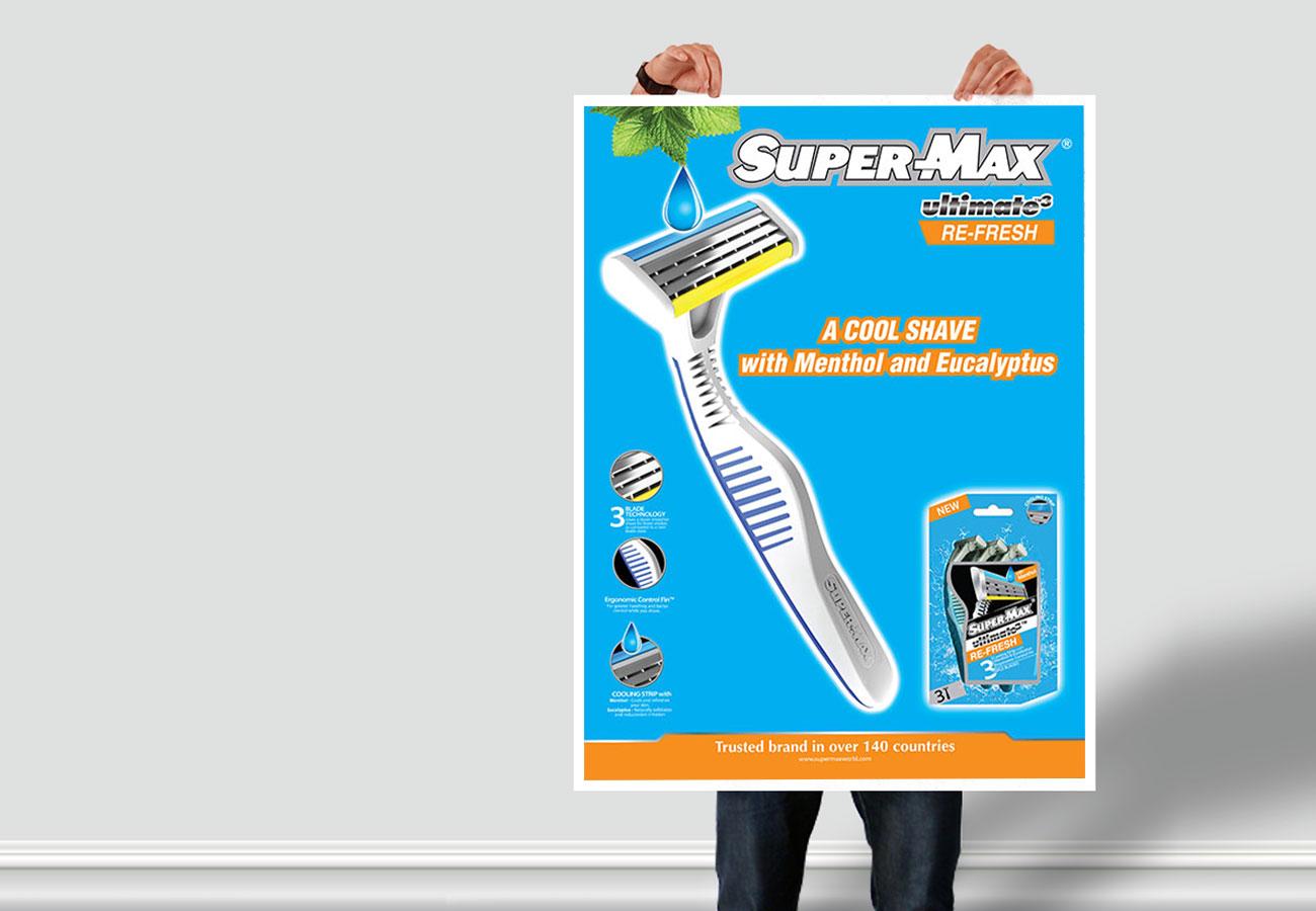 Supermax Poster Design NXT ANCHOR