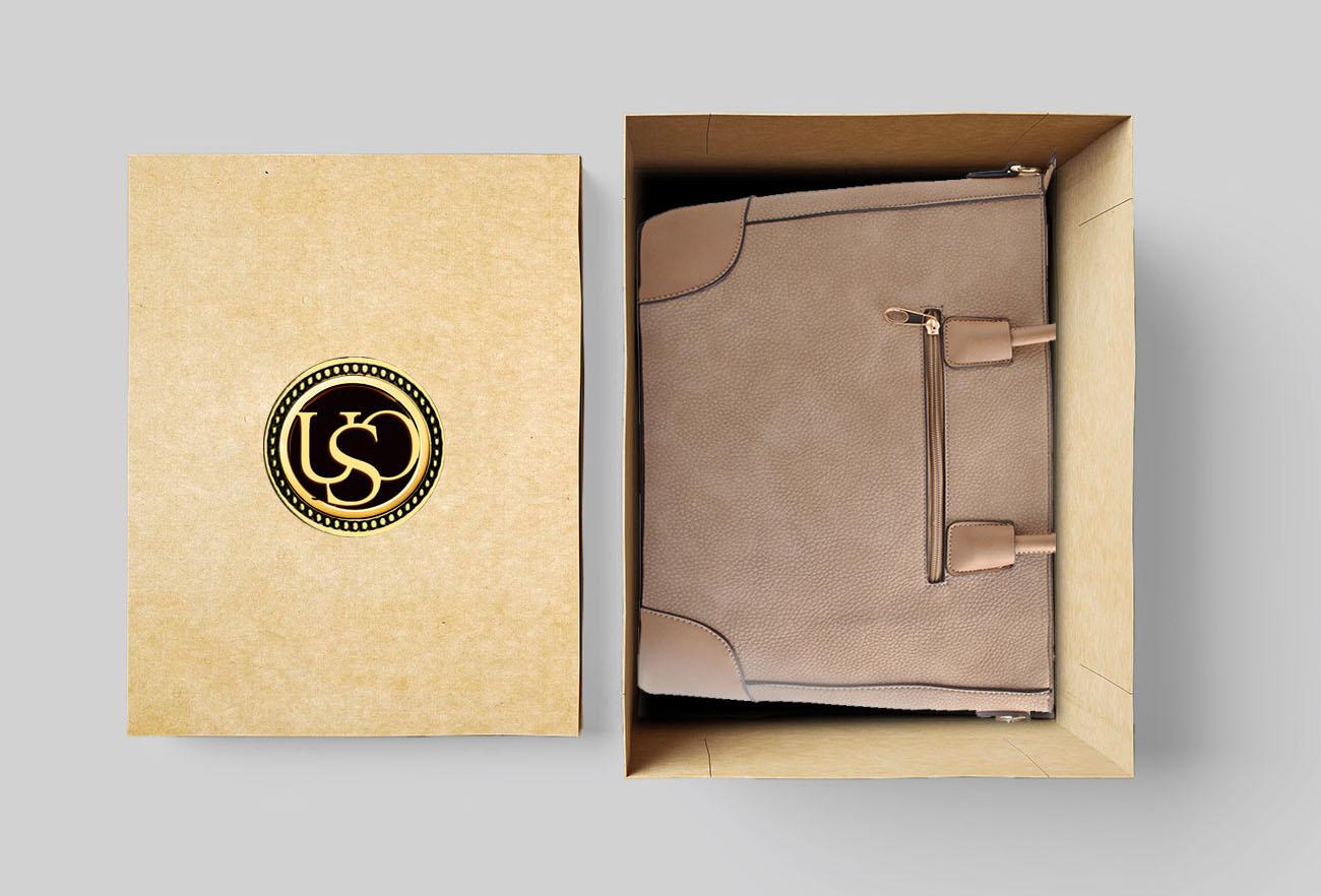 USO Bag Brand Identity Design NXT ANCHOR Los Angeles