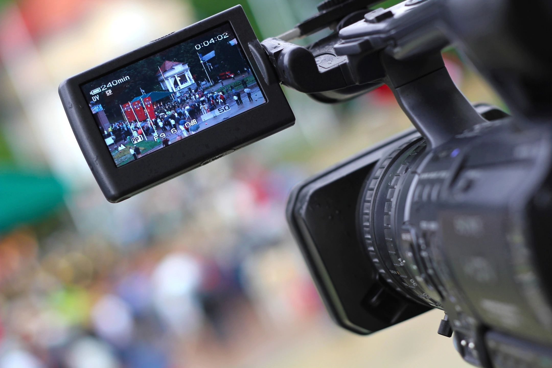 video Production in Los Angeles NXT ANCHOR